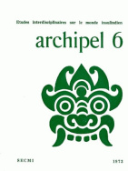 Archipel, n° 6/1973