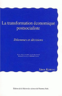La transformation conomique postsocialiste