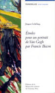 tudes pour un portrait de Van Gogh par Francis Bacon