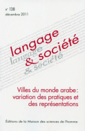 Langage et socit, n138/dcembre 2011