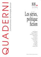 Quaderni n° 88/ automne 2015