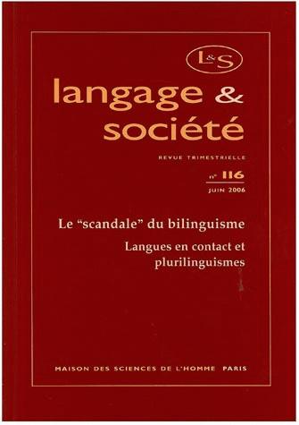 éditions sciences du langage