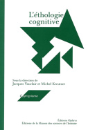 L'thologie cognitive