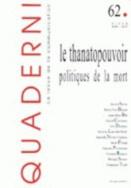 Quaderni, n°62/hiver 2006-2007