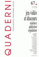 Quaderni, n°67/automne 2008