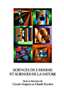 Sciences de l'homme et sciences de la nature