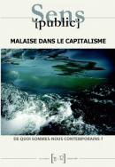 Cahiers Sens public, 11-12/oct. 2009