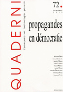 Quaderni, n°72/printemps 2010