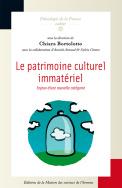 Le patrimoine culturel immatériel