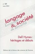 Langage et société, n° 139/mars 2012