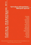 Cahiers thématiques n°11